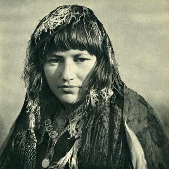 Jeune femme - 1940 - Guiseppe Massani - Base